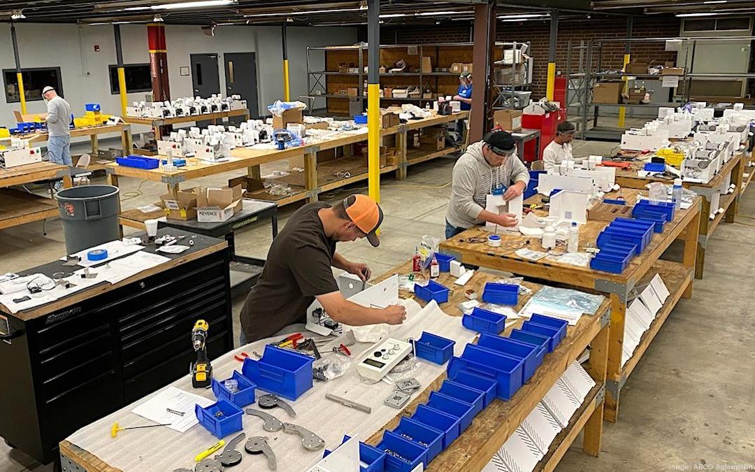 Guilford County's ABCO Automation Manufactures Cutting-Edge Ventilators